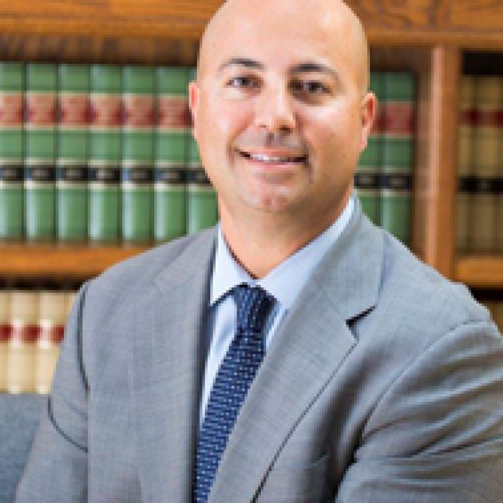 Headshot of New Jersey Lawyer Anthony Fattell